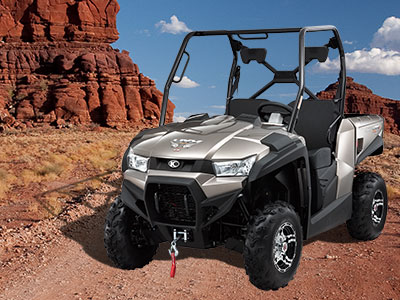 ATV and Utility Vehicle Brochure